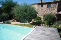 location villa haut standing corse