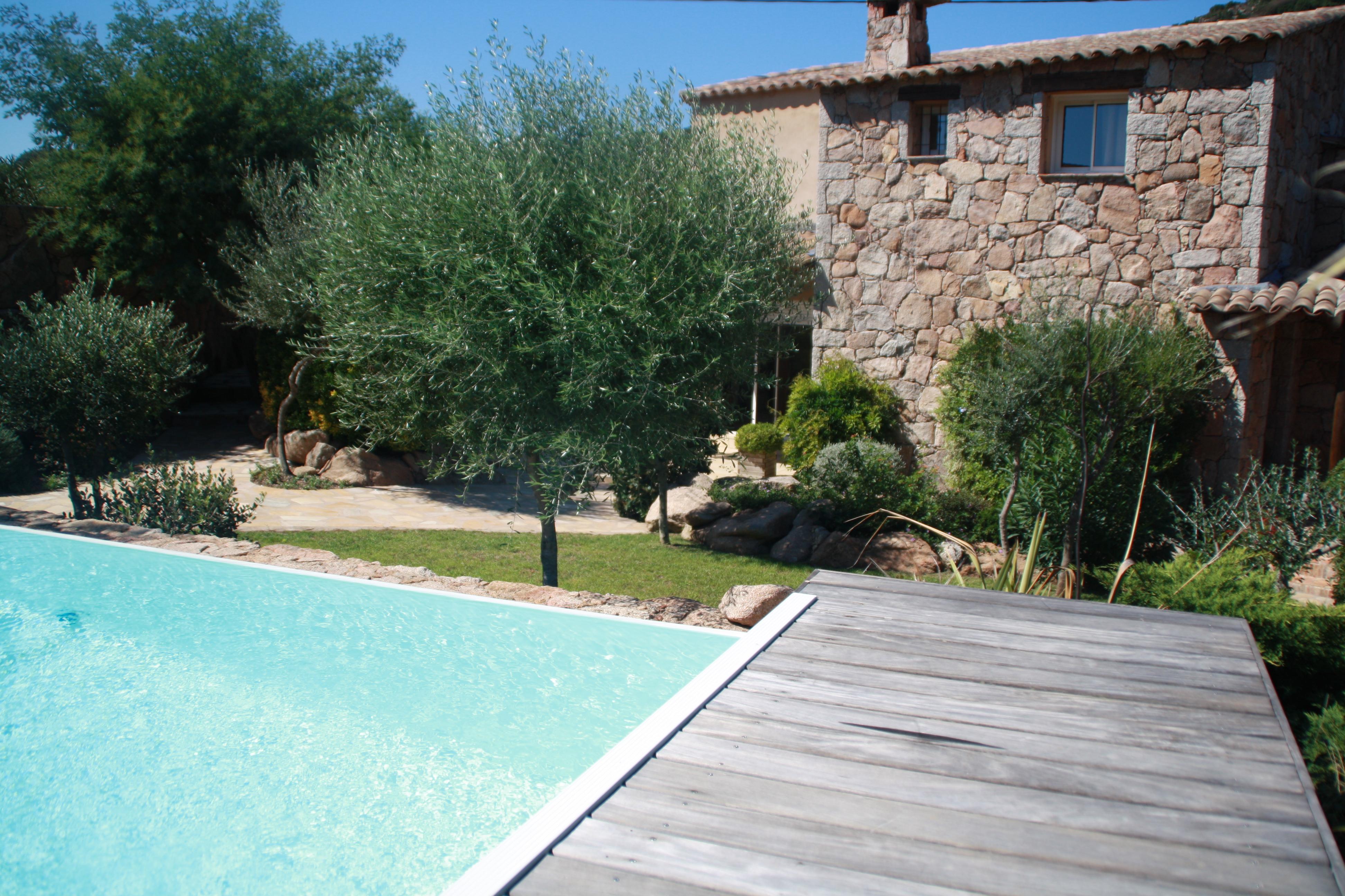 Location villa corse du sud avec piscine villa concadoro la villa piana for Location villa