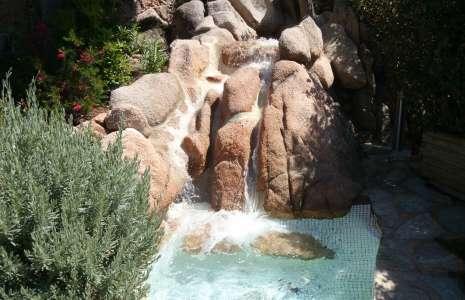 villa de charme piscine chauffée bonifacio