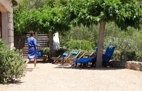 villa corse location