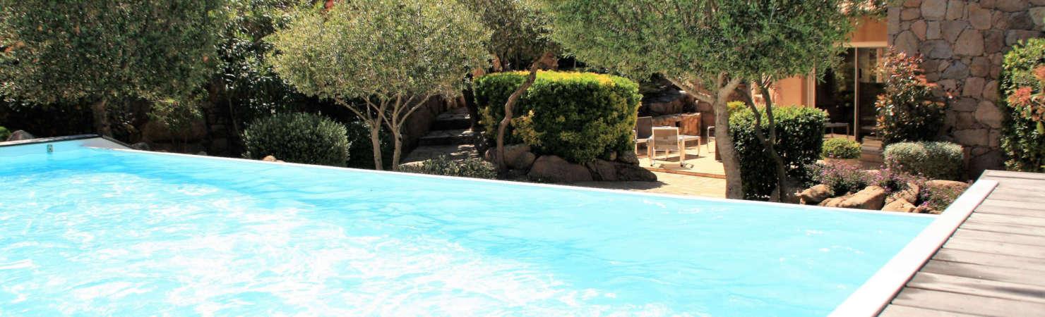 villa corse du sud avec piscine
