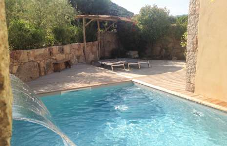 location bergerie luxe corse