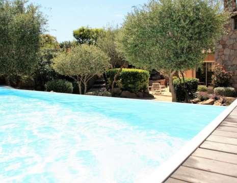 location villa corse du sud avec piscine